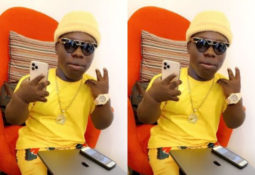 Shatta Bandle Displays His New iPhone 11 On Social Media