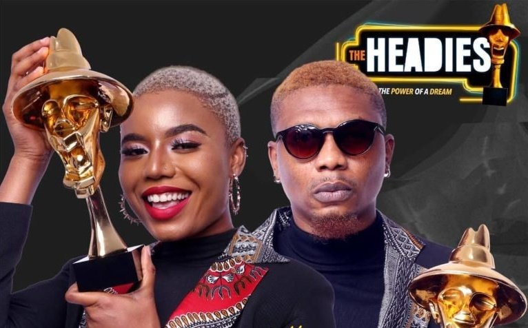 Here Are The Full List Of Winners At The 2019 Headies Awards