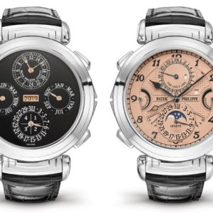 World Most Expensive Watch Reportedly Sold for £24.2 Million (Photos)