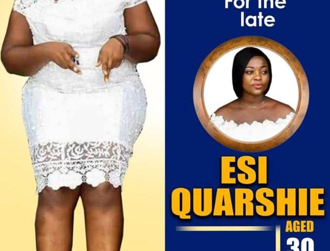 Beautiful Ghanaian nurse dies in ghastly accident