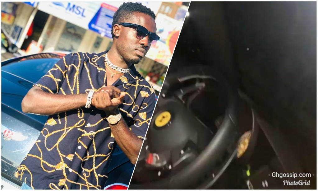Criss Waddle Reportedly Buys A New Ferrari, Spotted In Town 'Testing' It- WATCH
