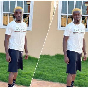 Criss Waddle Goes Blonde In New Photo- Sends Message To The Haters