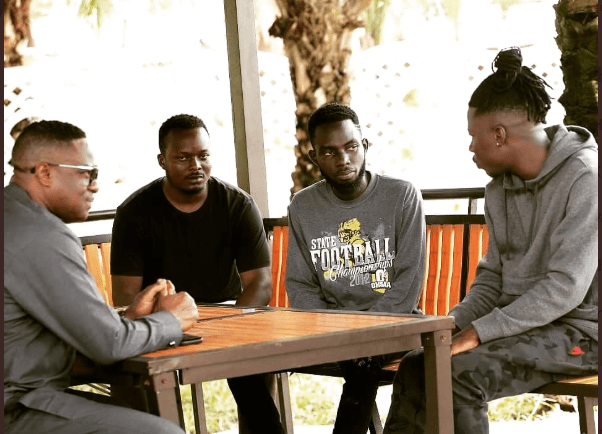 Energy Minister, Peter Amewu Employs Stonebwoy To Help Nurture And Mentor Upcoming Artistes In Volta Region