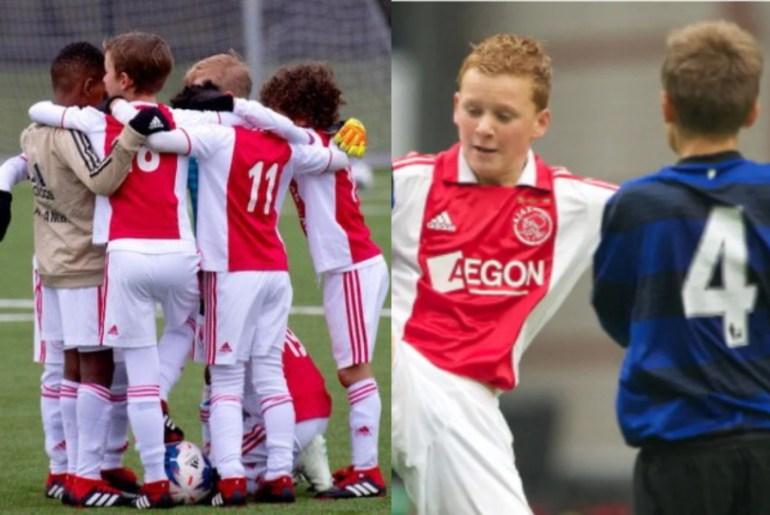 Ajax U12 team score 50 goals in one match