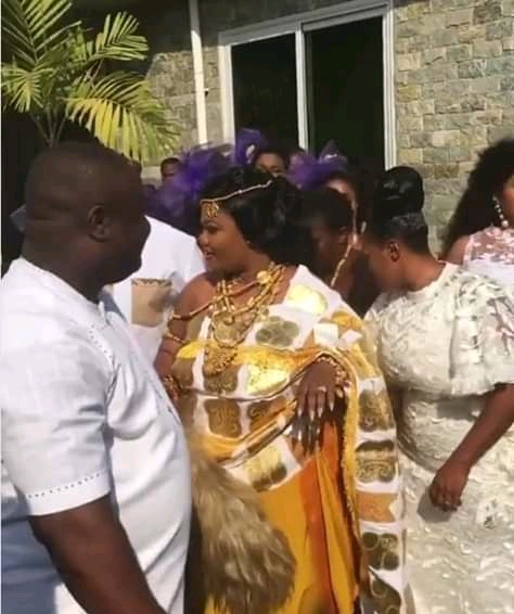 Photos: Obaapa Christy Remarries In A Grand Style