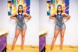 Mercy Eke gives motivational message