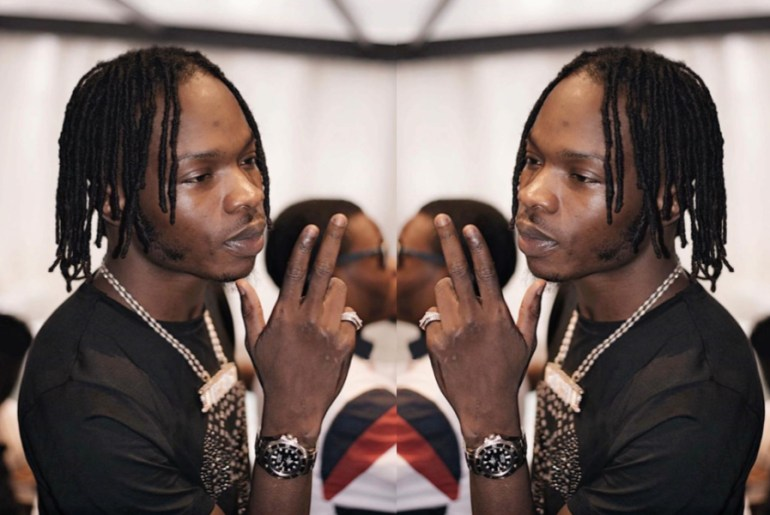 Naira Marley makes controversial statement