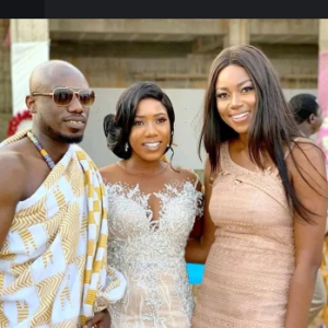 Screenshots:Yvonne Nelson Descends Heavily on Victoria Lebene For Supporting Her Husband, Nkonkonsa; Here's What Happened
