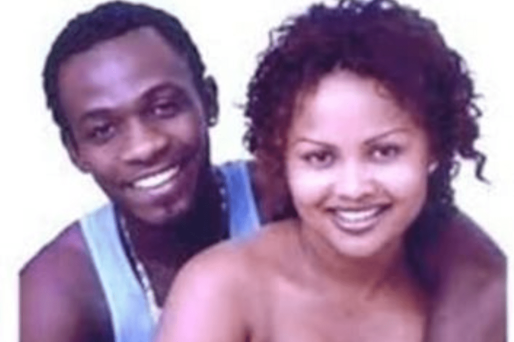 Take a look at the 90's love photo of Nana Ama McBrown and Okyeame ...