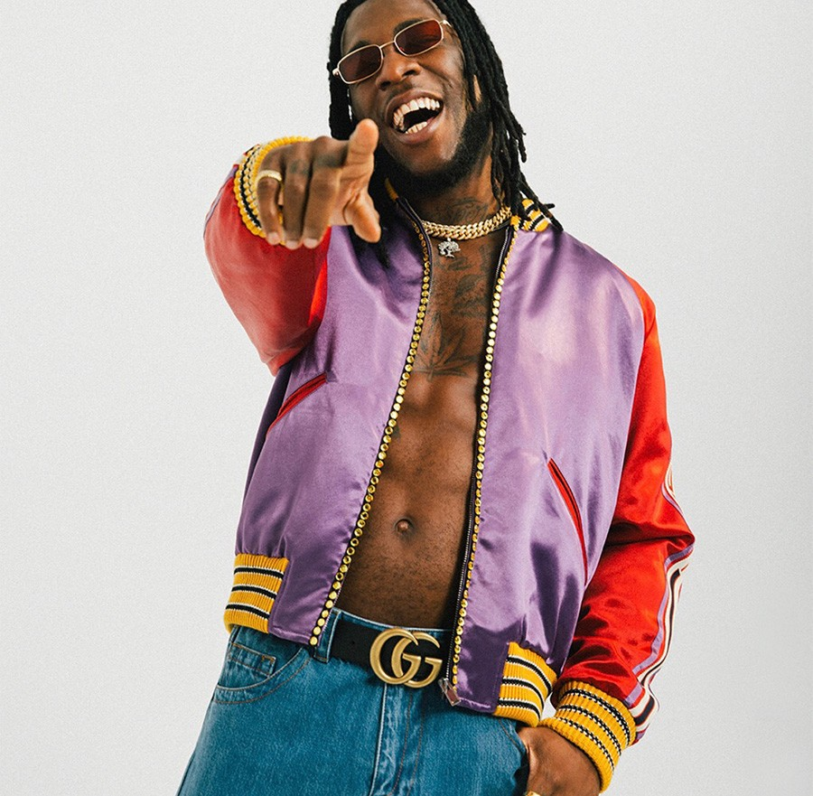 Burna Boy Gives SAVAGE Reply To Those Who Prayed For Him To Lose The Grammys - GH Gossip