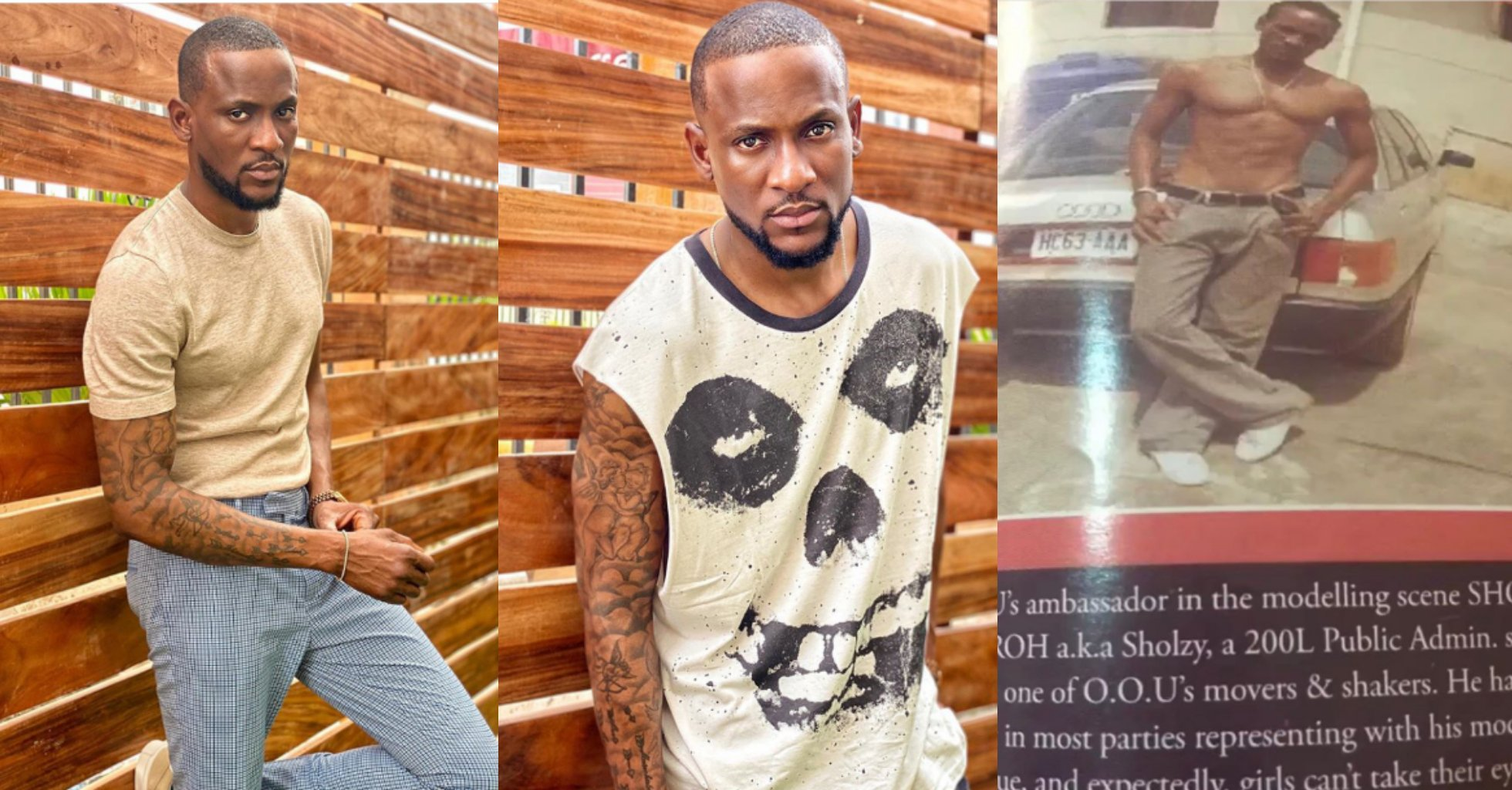 'No Matter How Touching Your Story Is, I Won't Send You Money' – BBNaija Star, Omashola - GH Gossip