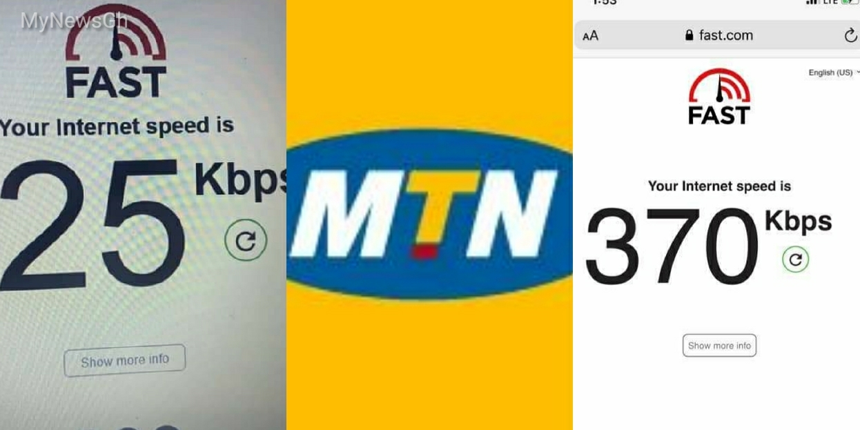 ''MTN Intentionally Slows Down Their Network Because Of 2GB Compensation''- Customer Exposes MTN - GH Gossip