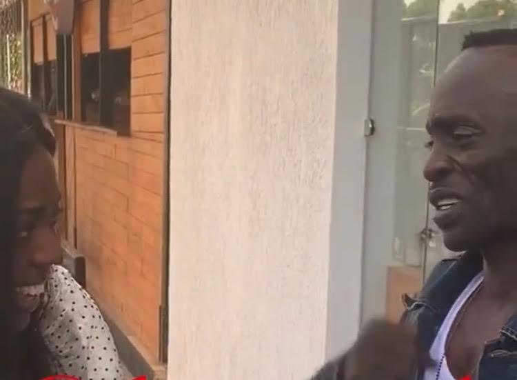Video: Hon. Aponkye breaks down in tears as Nana Aba gifts