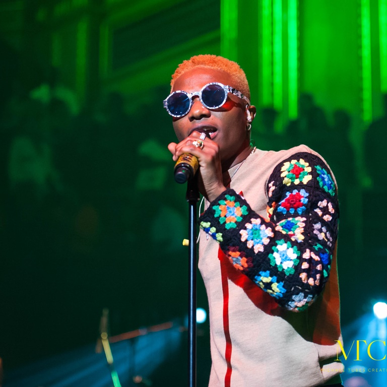 Wizkid et 3 autres musiciens nigérians qui ont abandonné l'école et n'y sont jamais retournés (photos)
