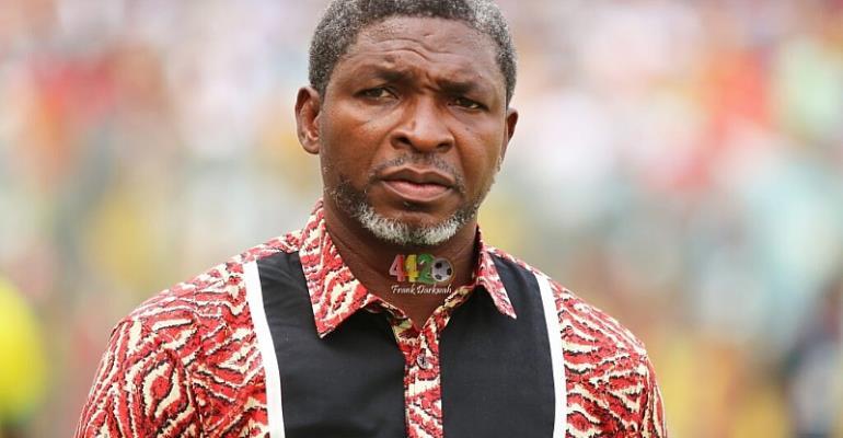 Aduana Stars Coach Labels Asante Kotoko's Maxwell Konadu As Village Coach