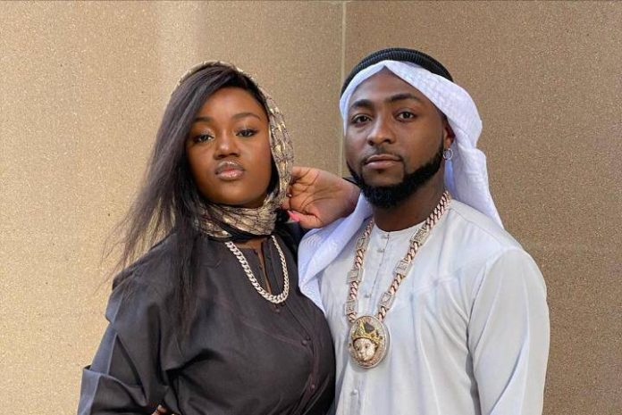Davido's fiancé, Chioma Tests Positive For Coronavirus - Davido ...