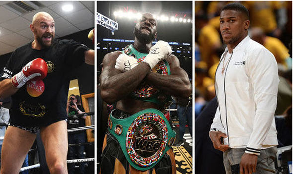 Deontay Wilder vs Tyson Fury II: Anthony Joshua Predicts Winner