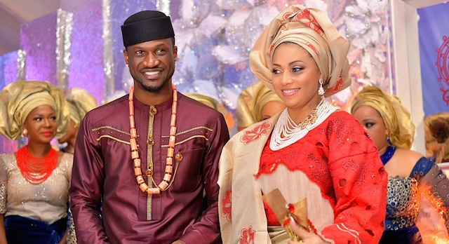 Why I Married Peter Okoye Despite Our Age Differences – Wife, Lola Omotayo  Opens Up