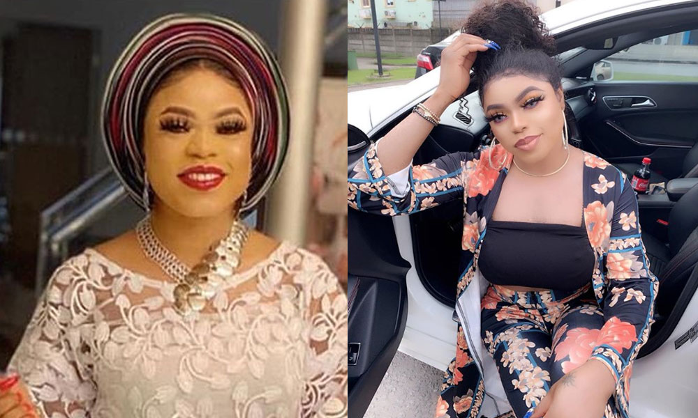 """My Arrest Shows I Don't Deal With Small Money"" - Bobrisky On His N30m Arrest"