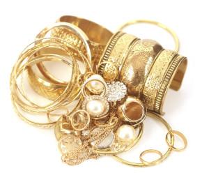 bijuteriile din aur