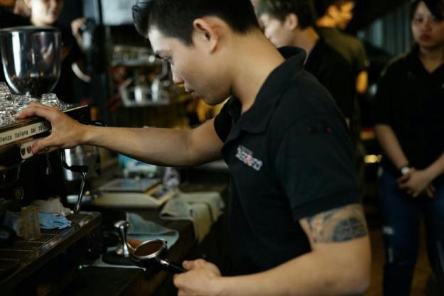 Barista - The Coffee Factory