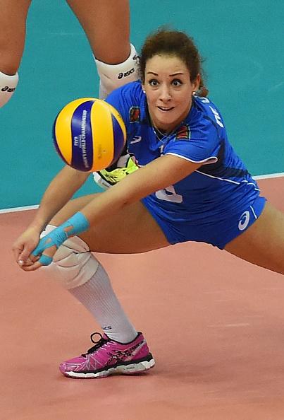 Italy v Belgium - FIVB Women's World Championship