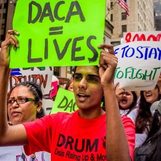 Trump versus Obama sull'immigrazione