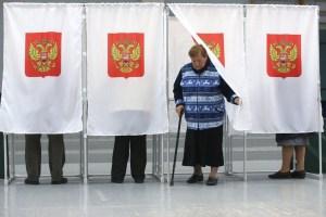 elezioni mosca