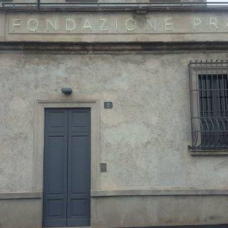 Fondazione Prada, Largo Isarco 2 Milano (foto di Greta Bisello)