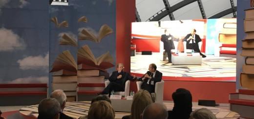 Romano Prodi e Virman Cusenza