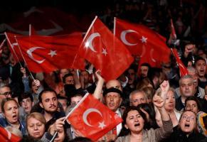 Turchia, erdogan, chp