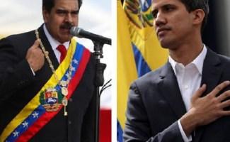 Maduro Guaidò Venezuela