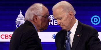 Presidenziali USA, Primarie, Joe Biden, Bernie Sanders