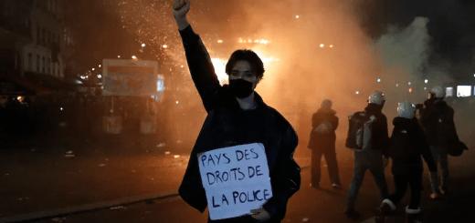 francia, macron, legge sicurezza, proteste