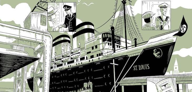 st. louis graphic novel