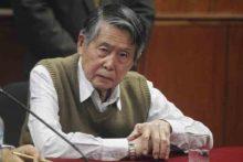 Perù, Fujimori