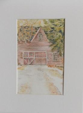 No 1147 Maple St. Barn