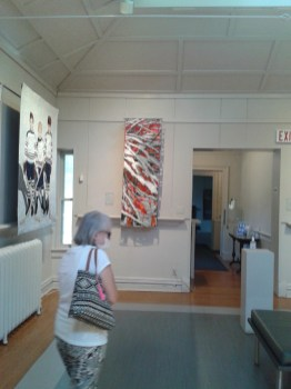 Gallery shot at Homer Watson House and Gallery