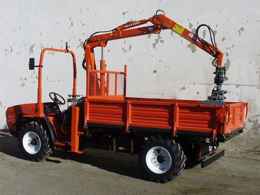 Vendita Trattori Usati Brescia  Ghirardelli Tractor