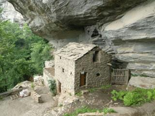 Balma Boves  Sanfront  Valle Po  Occitania