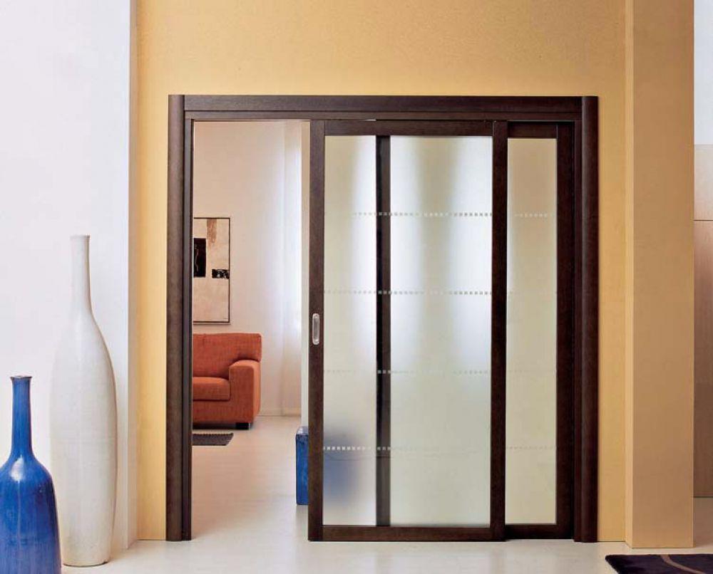 Porte da interni scorrevoli  Pannelli termoisolanti