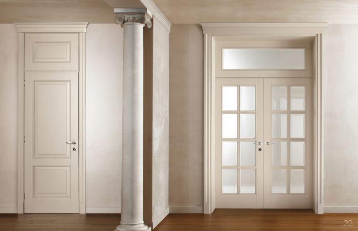 Porte in legno classiche per interni  Porte interne in
