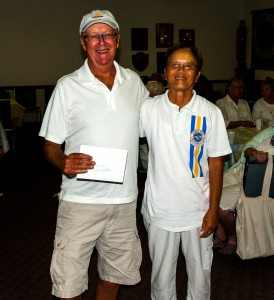2015 Beckwith Scotch Pairs 3 Game Runners-Up