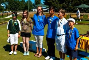 2015 BC Juniors Tournament Medalists