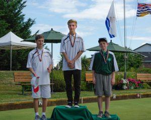 2016 BC Junior Provincials Medal Winners