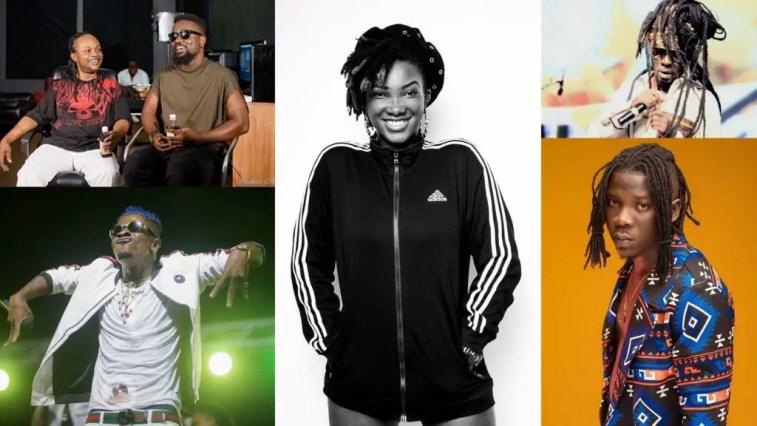 List Of All Ghana Music Award Winners - Gh Links