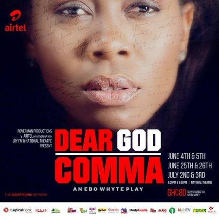 dear god comma