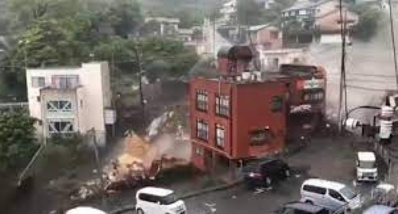 At least six dead after heavy rains hit Japan