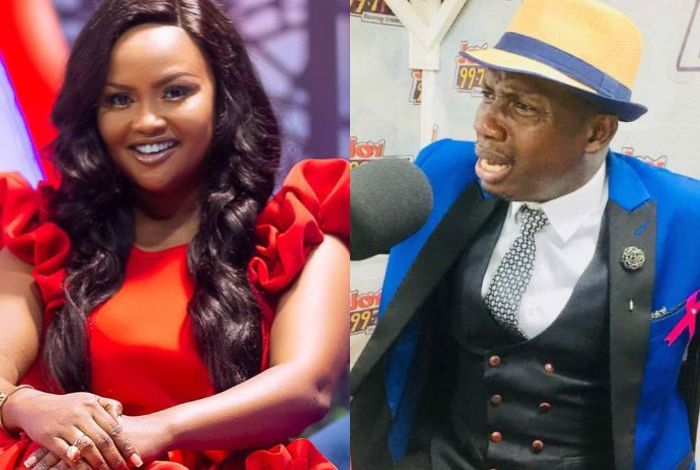 Nana Ama McBrown Silences Loudmouth Counsellor Lutterodt As They Clash at Peace Fm