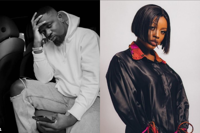 Sarkodie Anticipates Gyakies New Song Titled Need Me